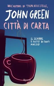 CITTÀ DI CARTA di JOHN GREEN