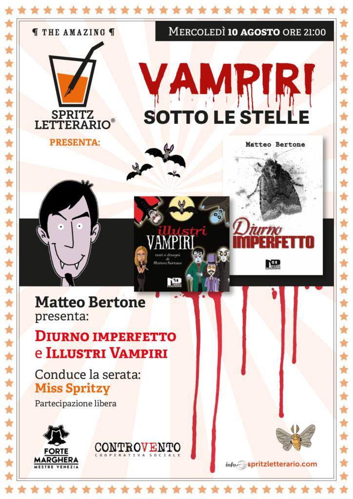 I VAMPIRI DI MATTEO BERTONE